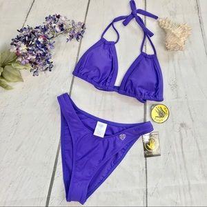 "🔥 NWT Body Glove ""Purple Rain"" Bikini"